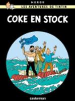 Tintin - Coke en stock