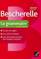 Bescherelle: Bescherelle - Grammaire...