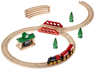 Classic Figure 8 Train Set