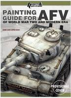 Painting Guide for AFV of World War...