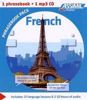 French phrasebook pack