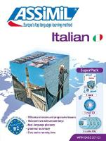 Italian with Ease - pack - Book & 5 CDs