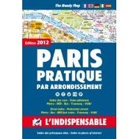 Paris pratique par arrondissement,...
