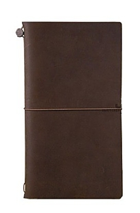 Travellers Notebook Brown