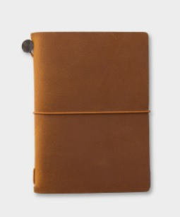 Traveler's Notebook Pocket Camel