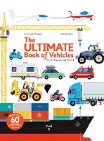 The Ultimate Book of Vehicles: From...