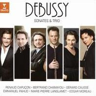 Debussy Sonatas And Trios Capucon Pahud