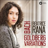 Bach Goldberg Variations Beatrice Rana