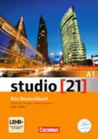 Studio 21 - Niveau A1 - Deutschbuch A1 mit DVD-Rom (for English-speaking learners)