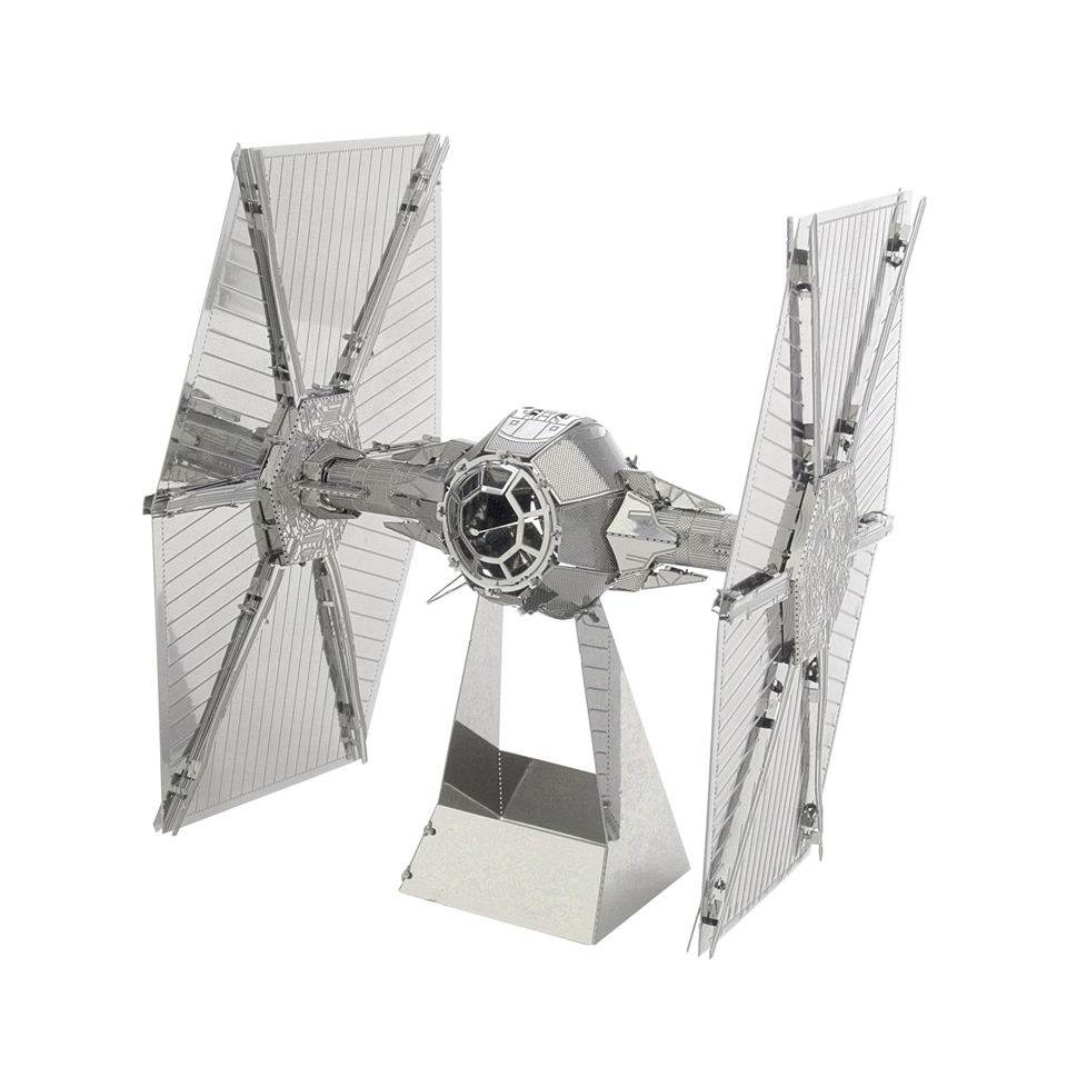 Tie-Fighter 3D Metal Model