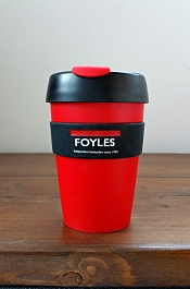 Foyles Medium Keep Cup Various Colours