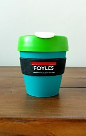 Foyles Small Keep Cup Various Colours