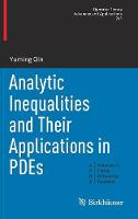 Analytic Inequalities and Their...