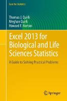 Excel 2013 for Biological and Life...
