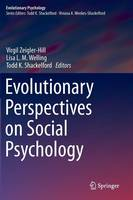 Evolutionary Perspectives on Social...