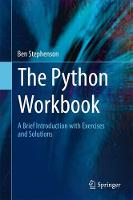 The Python Workbook: A Brief...