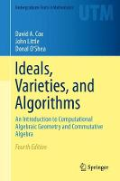 Ideals, Varieties, and Algorithms: An...