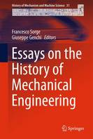 Essays on the History of Mechanical...