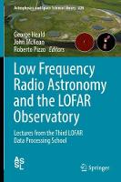 Low Frequency Radio Astronomy and the...