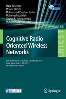 Cognitive Radio Oriented Wireless...