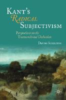 Kant's Radical Subjectivism:...