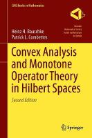 Convex Analysis and Monotone Operator...