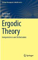 Ergodic Theory: Independence and...
