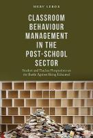 Classroom Behaviour Management in the...