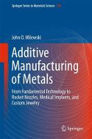 Additive Manufacturing of Metals: ...