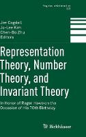 Representation Theory, Number Theory,...