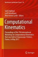Computational Kinematics: Proceedings...