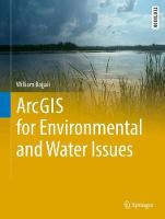 ArcGIS for Environmental and Water...