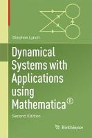 Dynamical Systems with Applications...