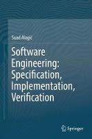 Software Engineering: Specification,...