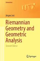 Riemannian Geometry and Geometric...