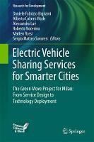 Electric Vehicle Sharing Services for...