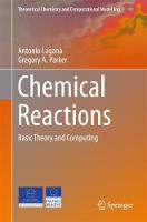 Chemical Reactions: Basic Theory and...