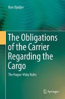 The Obligations of the Carrier...