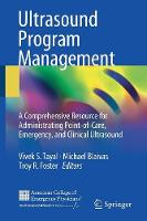 Ultrasound Program Management: A...