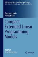 Compact Extended Linear Programming...