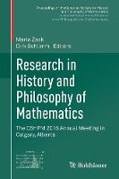 Research in History and Philosophy of...