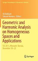 Geometric and Harmonic Analysis on...