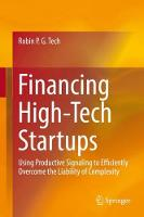 Financing High-Tech Startups: Using...