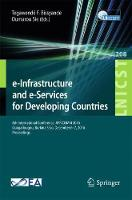 e-Infrastructure and e-Services for...