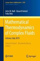 Mathematical Thermodynamics of ...