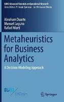 Metaheuristics for Business ...