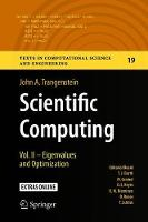 Scientific Computing: Vol. II -...