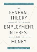 The General Theory of Employment,...