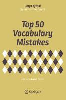 Top 50 Vocabulary Mistakes: How to...