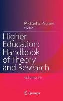 Higher Education: Handbook of Theory...